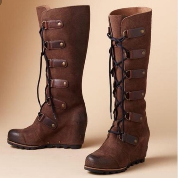 Sorel Knee High Joan Of Arc Boots